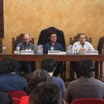 """Presentan libro """"La Filosofía en México en el Siglo XX"""" en la FFi de la UAQ"""