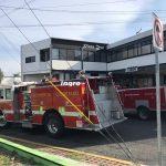 Conato de incendio en Plaza Zen