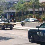 Movilización por detonaciones en plaza comercial en BQ