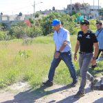 Supervisa avance de obras Sosa Pichardo
