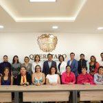 Se reúne Luis Nava con Mujeres y Jóvenes Empresarios de la CMIC