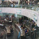 Arranca la sesión para el informe del gobernador Francisco Domínguez