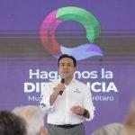 Entregan Luis Nava y Arahí Domínguez 306 apoyos de DIF a tu Lado