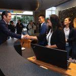 Inaugura Gobernador Hotel ALOFT en Querétaro