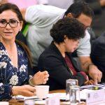 ADVIERTE SONIA ROCHA SOBRE RIESGOS DE DESAPARECER EL SEGURO POPULAR