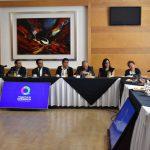 Luis Nava se reúne con el consejo directivo de CANACO