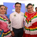 Con gestión de Luis Nava, grupo de danza representará a Querétaro en festejos de fin de año en Londres