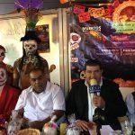Primer Festival del Atole, Tamal y Buñuelo en La Cañada. Fiesta de Todos Santos
