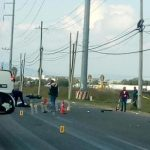 Motociclista pierde la vida