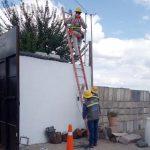 Se ha regularizado el servicio de energía eléctrica en 800 viviendas de El Marqués