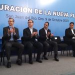 Gobernador inaugura nueva planta de Morgan Advanced Materials