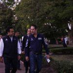 Mayor iluminación y más seguridad para la colonia Cimatario: Luis Nava