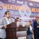 """Se llevó a cabo la Jornada de Integración """"La creatividad, tu mejor arma"""", en El Marqués"""