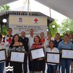 TOMA PROTESTA EL CONSEJO DIRECTIVO LOCAL DE CRUZ ROJA MEXICANA EN JALPAN