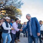 Arranca la obra de construcción de puente peatonal en el Barrio Santa María Guadalupe