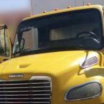 Hombre que conducía un camión robado fue detenido
