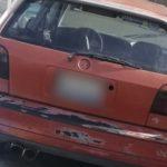 Desmantelaba auto robado