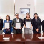 Coparmex y El Marqués firman  convenio para fortalecer a las Pymes
