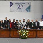 Celebra LEFyCD sus primeros 20 años de historia