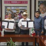 "Programa ""Peso a peso"" beneficiará a estudiantes UAQ de Pinal de Amoles"