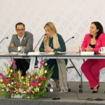 """""""Se entregan buenas cuentas en materia de cultura"""": Connie Herrera"""