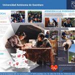 """UAQ forma parte de la 4ta. Edición de la Gaceta Nacional Universitaria sobre """"Compromiso e Inclusión Social"""""""