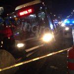 Colapsa vialidad accidente en Paseo Constituyentes