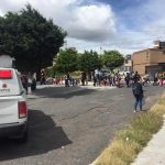 Evacuación de Guardería por fuga de gas