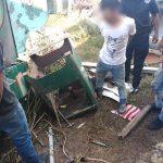 Tres detenidos por robo a recicladora en Huimilpan