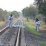 Muere arrollado por el tren
