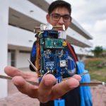 Estudiantes de Informática ganan 1er. Lugar en concurso nacional de Pico-Satélites Educativos