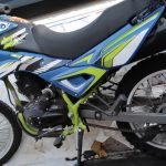Detenidos por robar una moto