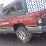 Policías de El Marqués aseguran vehículo con reporte de robo