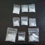 Caen tres con droga en El Colorado