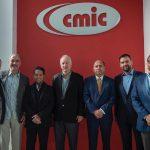 Firman convenio de colaboración El Marqués y la CMIC