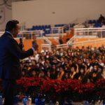 Piensen en grande, pues cuentan con el apoyo de su municipio y universidad: Luis Nava
