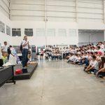 PC de El Marqués capacita en RCP y uso del DEA a la comunidad escolar de la UNAQ