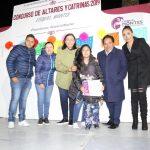 Cierran con éxito el concurso de altares y catrinas en Ezequiel Montes