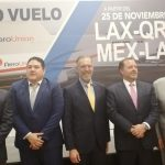 Anuncian vuelo de carga Los Ángeles-Querétaro