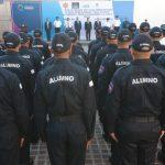 Más que policías, son agentes de paz: Luis Nava