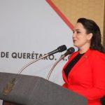 Toma protesta Gobernador del Estado a Zasha Lezama como nueva presidenta de FECAPEQ