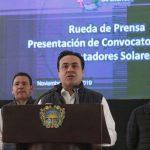 Por el medio ambiente y la economía de las familias, se entregarán más de 3 mil calentadores solares: Luis Nava