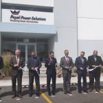 Gobernador inaugura Royal Power Solutions
