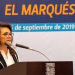 Mónica Guerrero Arellano asumirá la Jefafura de Gabinete de El Marqués