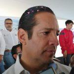 Gobernador no acudirá a los festejos de AMLO este domingo