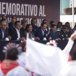 Acude Luis Nava al Desfile Conmemorativo de la Revolución Mexicana