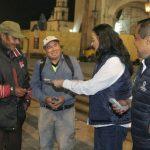 Credencializó el Municipio a 17 personas que viven en situación de calle