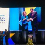 Senadores por Querétaro rinden informe