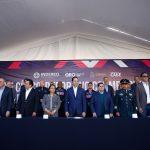 Presidió el Gobernador Desfile Cívico Deportivo Conmemorativo al CIX Aniversario de la Revolución Mexicana