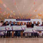 Transformando jóvenes de El Marqués; se otorgaron becas del 70 por ciento a estudiantes de 17 a 29 años.